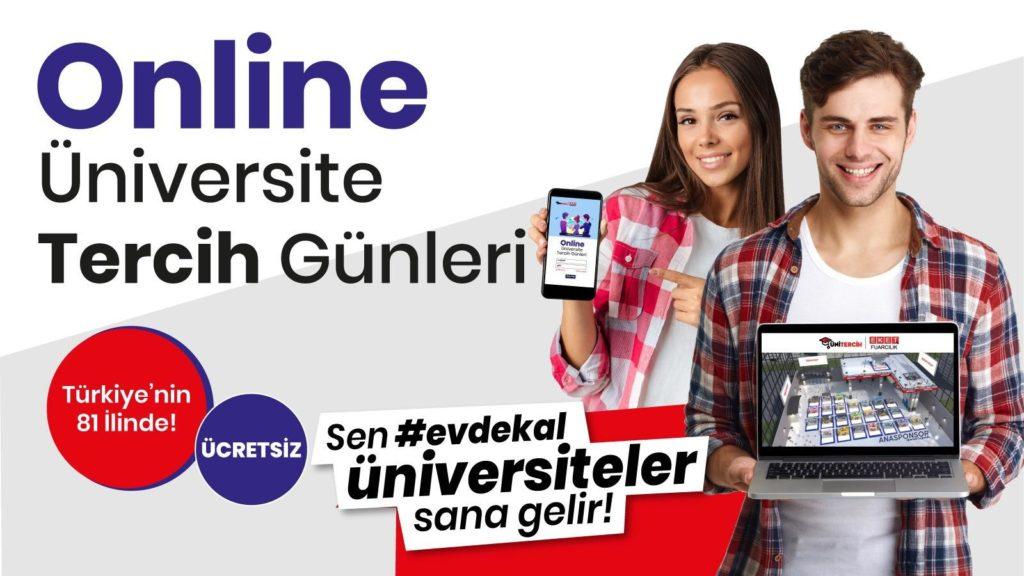 Online Üniversite Tercih Günleri (1)