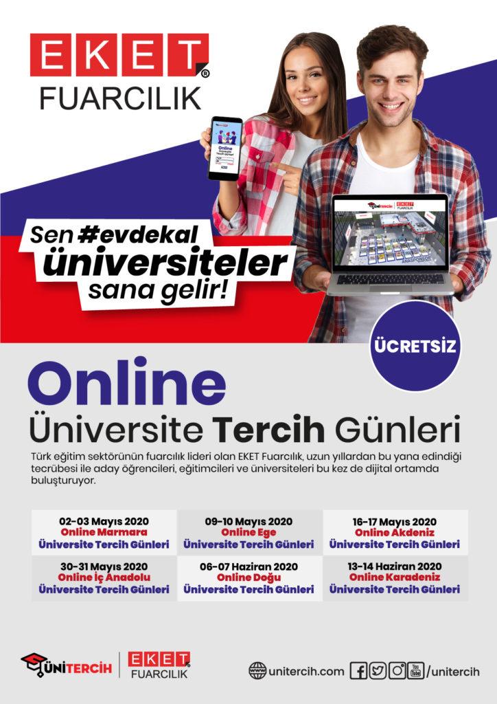 Online Üniversite Tercih Günleri