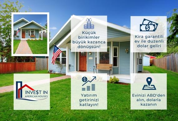 Amerikada ev yatırımı